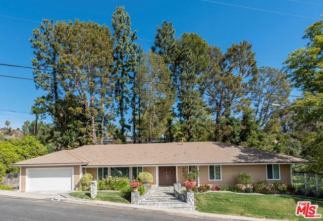 16905 BOSQUE Drive, Encino, CA 91436