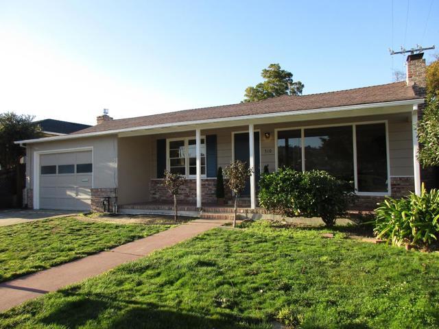 510 31st Avenue, San Mateo, CA 94403