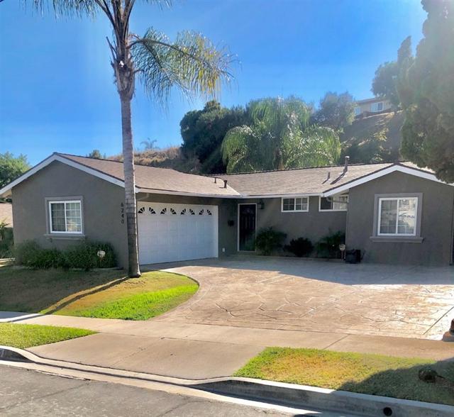 6240 S Lake Ct, San Diego, CA 92119