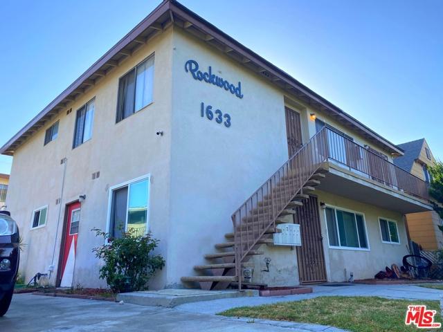 1633 Rockwood Street, Los Angeles, CA 90026