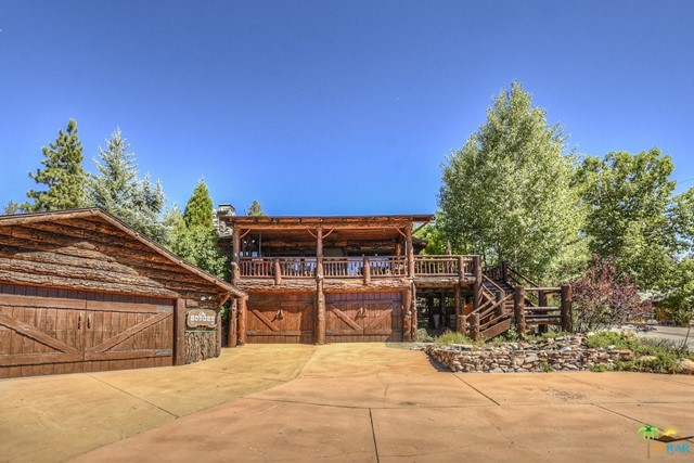 988 Grey Back Trail, Fawnskin, CA 92333