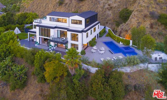 8080 LAUREL VIEW Drive, Los Angeles, CA 90069