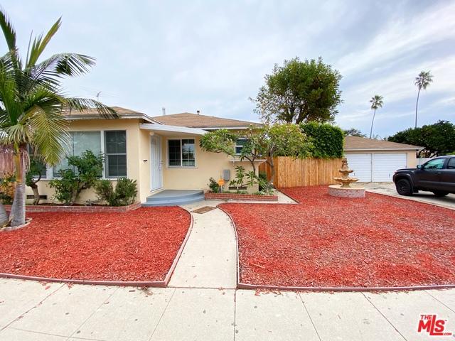 547 W KELSO Street, Inglewood, CA 90301