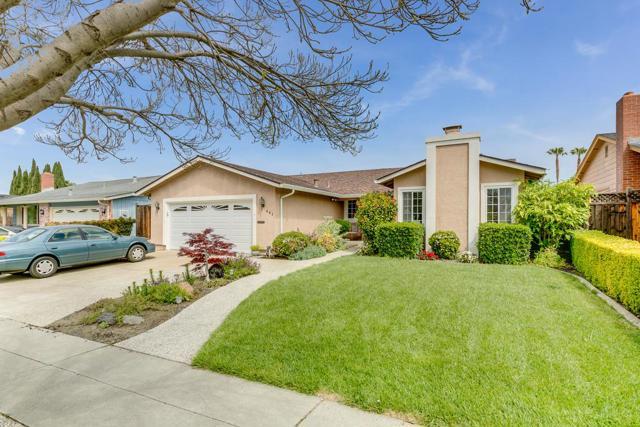 551 Canton Drive, San Jose, CA 95123