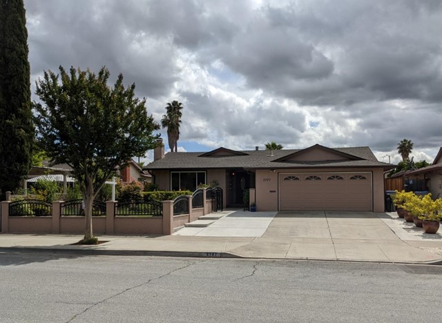 2707 Sherlock Drive, San Jose, CA 95121