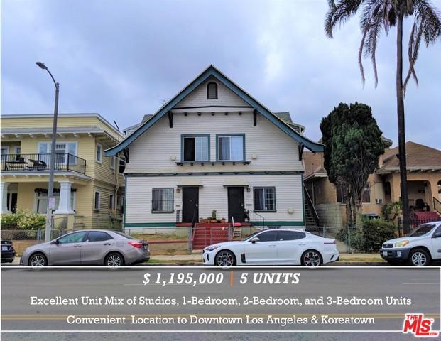 1410 S Westmoreland Avenue, Los Angeles, CA 90006