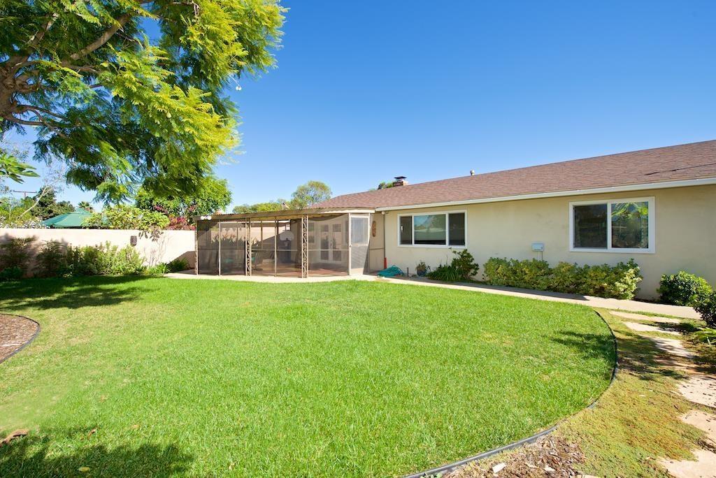3526 Sandrock San Diego, CA 92123