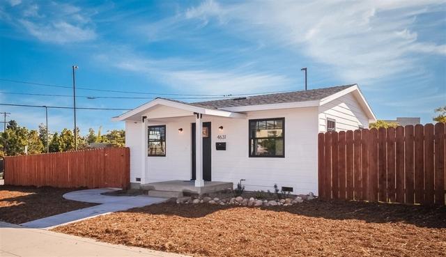 4631 E Mountain View Drive, San Diego, CA 92116