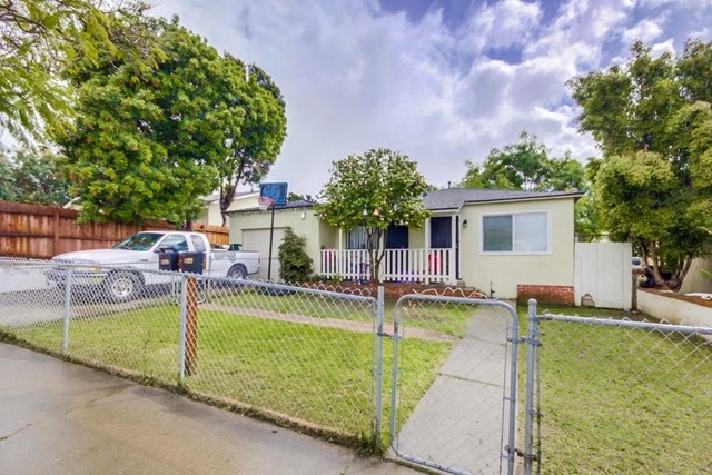 4109 Beta Street, San Diego, CA 92113