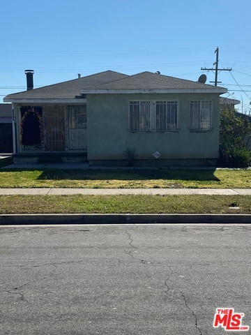 1628 W 110TH Street, Los Angeles, CA 90047
