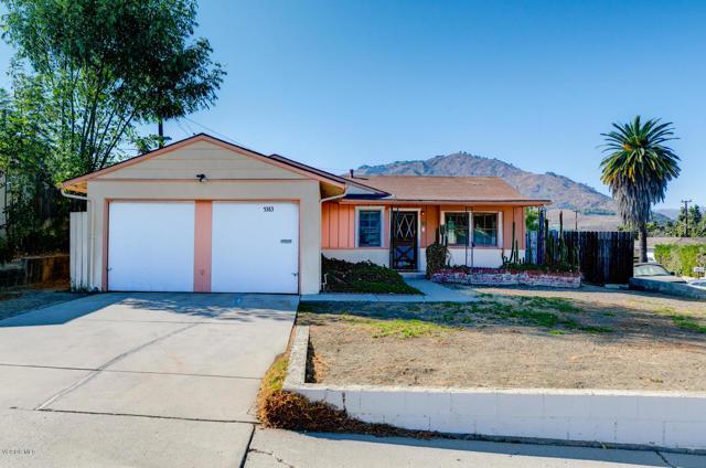 5383 Primrose Drive, Ventura, CA 93001