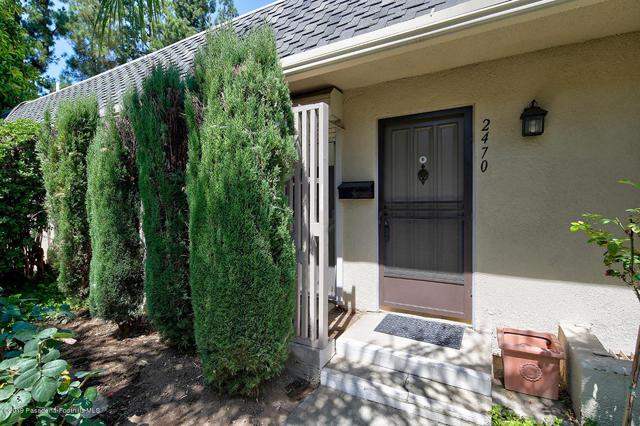 2470 E Mountain Street, Pasadena, CA 91104
