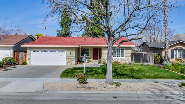 853 Buchser Way, San Jose, CA 95125