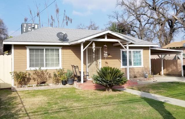 316 Vine Avenue, Visalia, CA 93291
