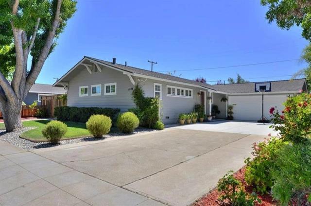 1598 Gretel Lane, Mountain View, CA 94040