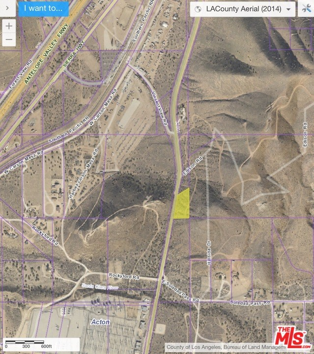 33540 Vac/Angeles Forest Hwy/V Dr, Acton, CA 93510 Photo 5