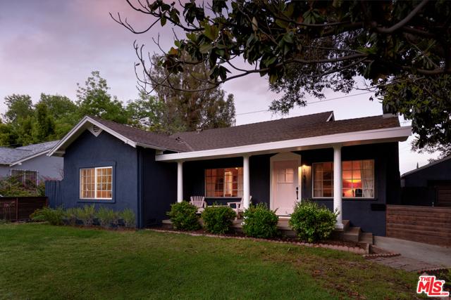 1378 RUTAN Way, Pasadena, CA 91104