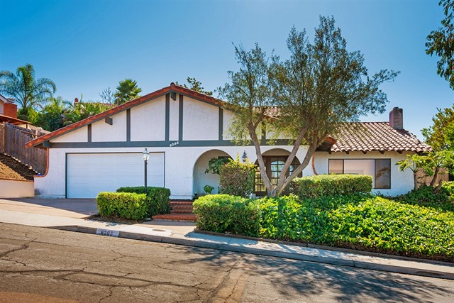 6395 Claremore Lane, San Diego, CA 92120