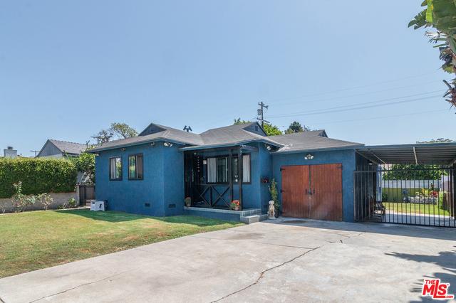 11906 BRAY Street, Culver City, CA 90230