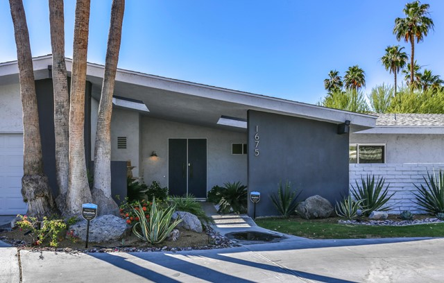 1675 La Verne Way, Palm Springs, CA 92264
