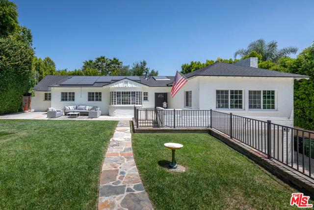 4. 16633 Oak View Drive Encino, CA 91436