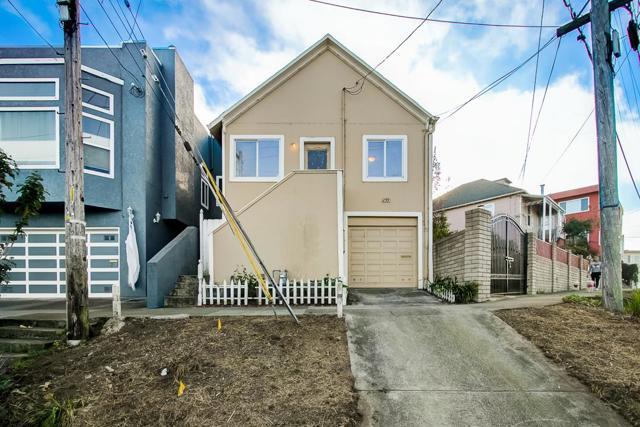 259 Wilson Street, San Francisco, CA 94112