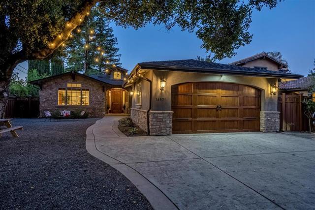 16971 Placer Oaks Road, Los Gatos, CA 95032
