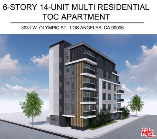 3031 W OLYMPIC, Los Angeles, CA 90006