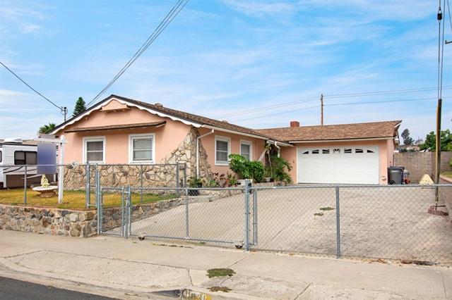1638 Primera St, Lemon Grove, CA 91945
