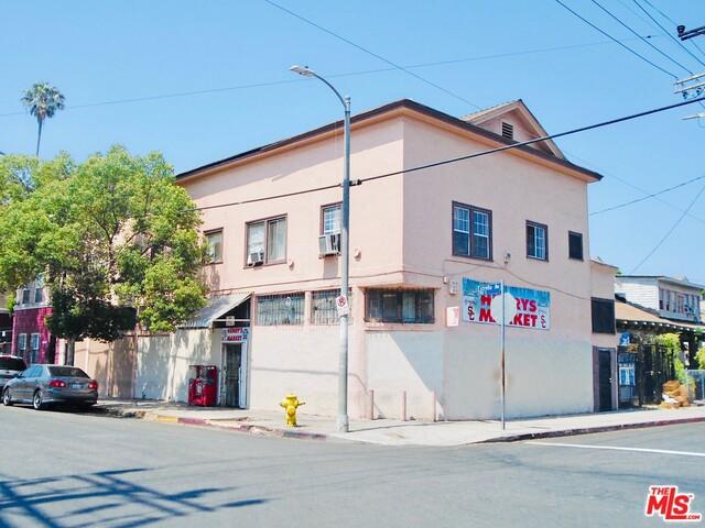 2101 ESTRELLA Avenue, Los Angeles, CA 90007