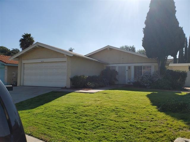1436 Leaf Terrace, San Diego, CA 92114