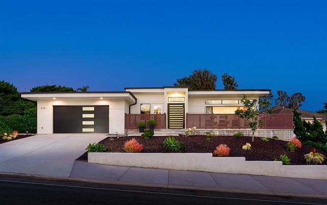 534 Glencrest Dr, Solana Beach, CA 92075
