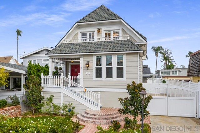 Photo of 827 A Ave, Coronado, CA 92118
