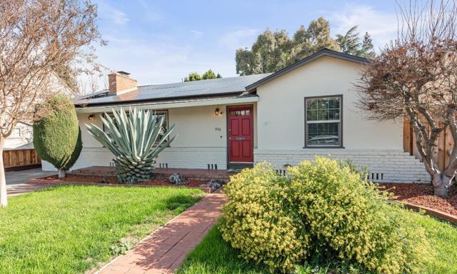 840 Sherman Oaks Drive, San Jose, CA 95128