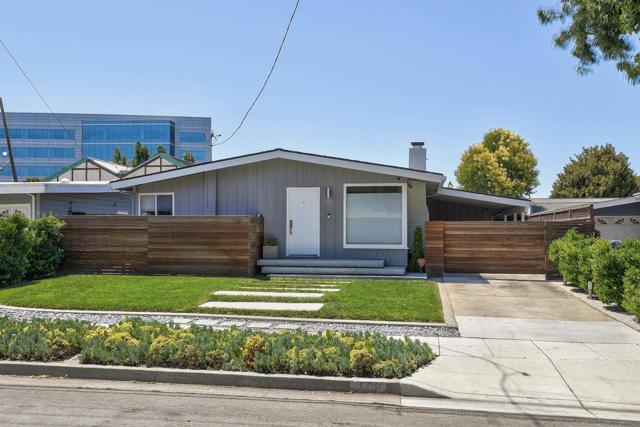 609 Pine Avenue, Sunnyvale, CA 94085