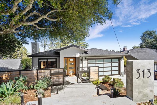 313 Oakview Drive, San Carlos, CA 94070