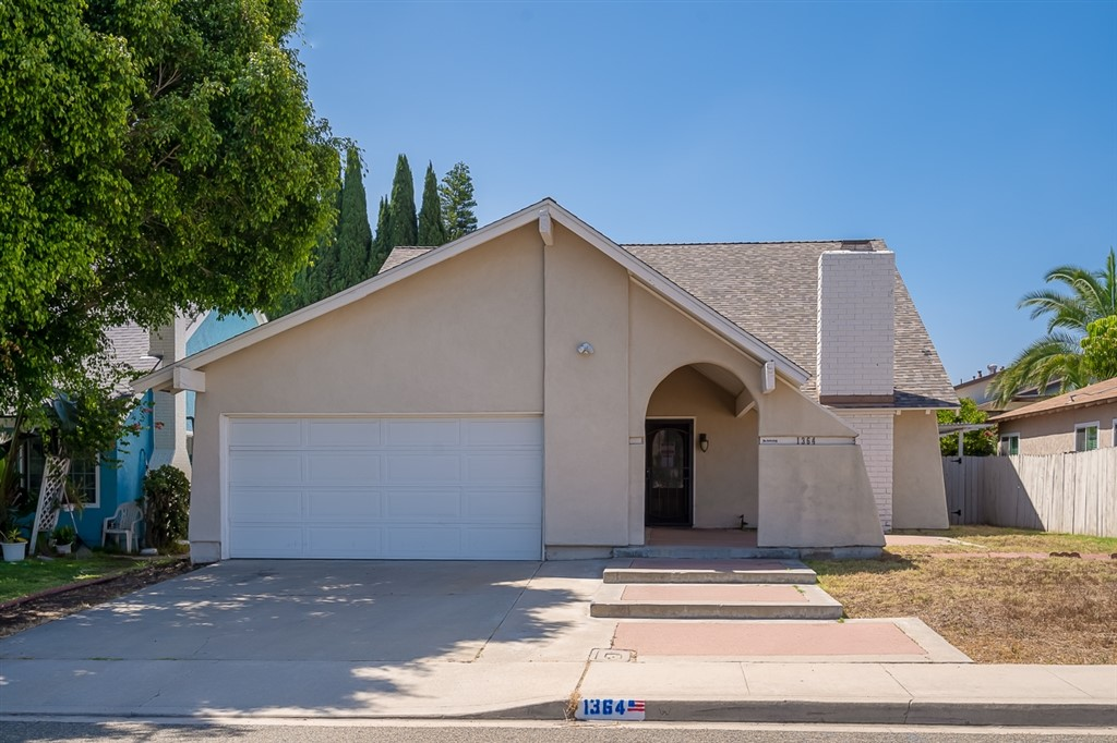 Beautiful move in ready home in Rancho Del Rey. Master Bedroom on first floor with 2 other bedrooms. Bedrooms 4 and 5 are upstairs with a huge 21x21 loft that could be an optional bedroom. Granite counters, warm laminate with espresso cabinets in the kitchen with an open floor plan to the living room / dining combo. 3 full bathrooms upgraded with elegant travertine tile and espresso finished cabinets. Spacious yard for entertaining. Close to parks. 25 min to downtown, Coronado and beaches. New roof 2012..  Neighborhoods: Rancho Del Rey Other Fees: 0 Sewer:  Sewer Connected