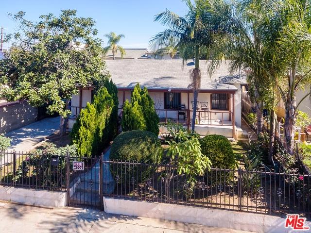 112 S SAVANNAH Street, Los Angeles, CA 90033