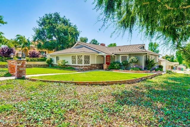 2012 Rangeview Drive, Glendale, CA 91201