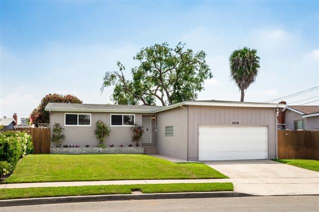 3839 Hatton, San Diego, CA 92111