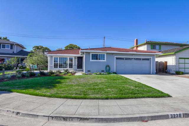 3278 Loma Alta Drive, Santa Clara, CA 95051