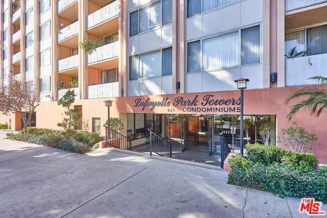 421 S LA FAYETTE PARK Place 204, Los Angeles, CA 90057