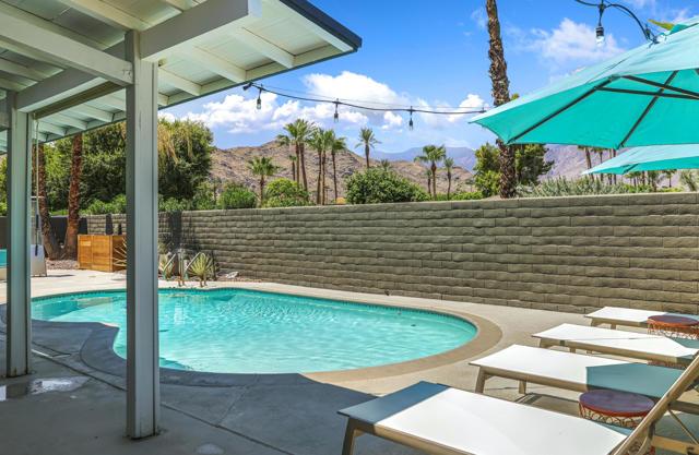 Ultra Private Pool Yard