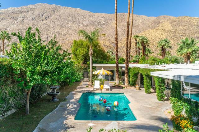 343 Baristo Road, Palm Springs, CA 92262
