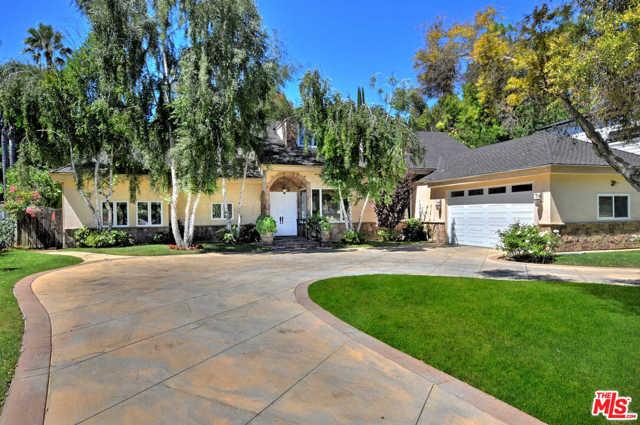 15510 VALLEY VISTA Boulevard, Encino, CA 91436