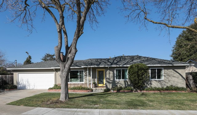 214 Lauella Court, Mountain View, CA 94041