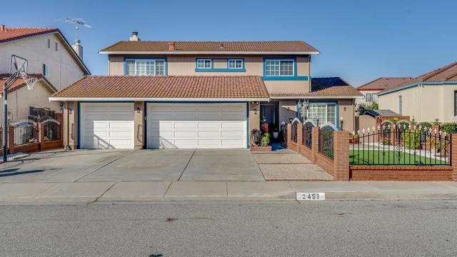2451 Glen Exeter Way, San Jose, CA 95148