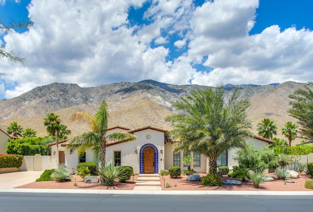 3189 Las Brisas Way, Palm Springs, CA 92264