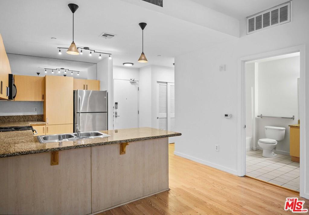 Kitchen + Entry Closet