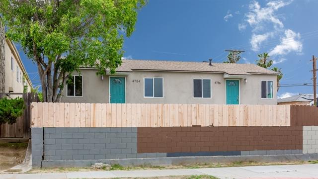 4754 Polk Ave, San Diego, CA 92105